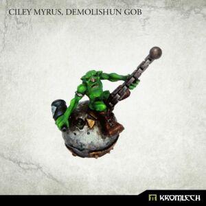 Ciley Myrus, Demolishun Gob (1)