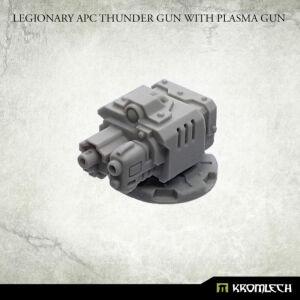 Legionary APC Thunder Gun with Plasma Gun (1)