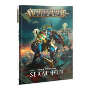 Battletome Seraphon engl