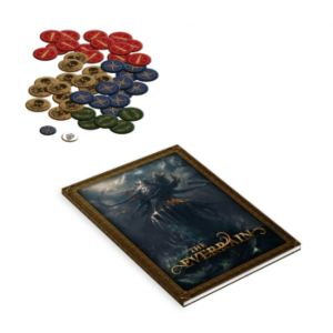The Everrain: Artbook - including new token pack for more...