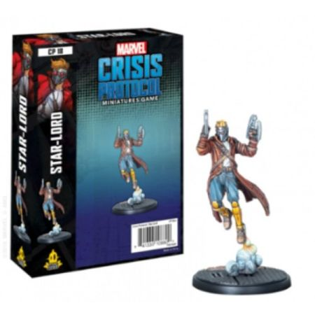 Marvel Crisis Protocol: Star-Lord engl
