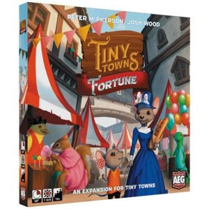 Tiny Towns: Fortune engl.