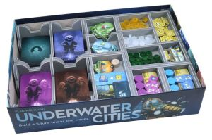 Underwater Cities Insert