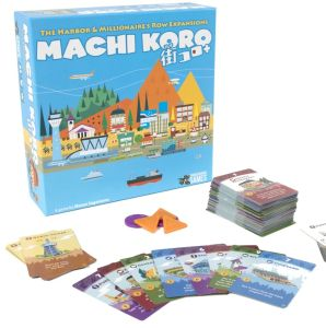Machi Koro - 5th Anniversary Expansions - engl