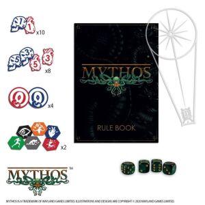 Mythos Rules & Gubbins Box