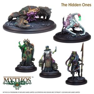 The Hidden Ones Faction Starter Set