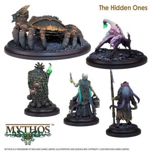 The Hidden Ones Faction Starter Set
