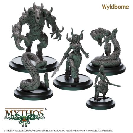 The Wyldborne Faction Starter Set