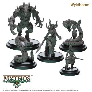The Wyldborne Faction Starter Set