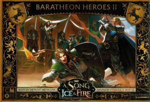 Baratheon Heroes Box 2 engl.