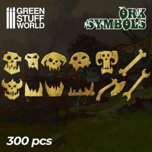 Ork Runen und Symbole