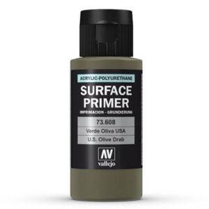 Surface Primer Olive Drab 60ml