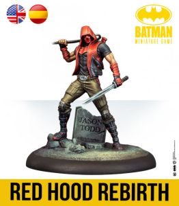 Red Hood Rebirth (Jason Todd)