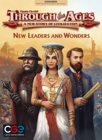 Through the Ages: New Leaders & Wonders engl.