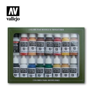 Model Color: Set American Revolution Colors (16 Farben)