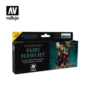 Model Color Set Fantasy-Pro Fairy Flesh (8)