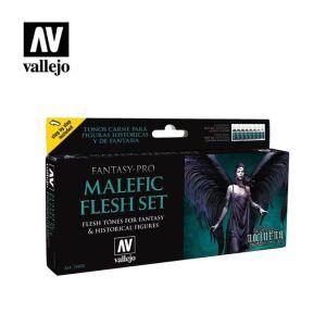 Model Color Set Fantasy-Pro Malefic Flesh (8)