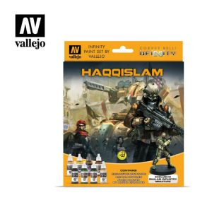 Infinty Haqqislam Exclusive Miniature Paint Set