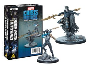 Corvus Glaive and Proxima Midnight engl.