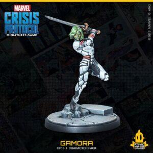 Crisis Protocol: Gamora and Nebula engl.