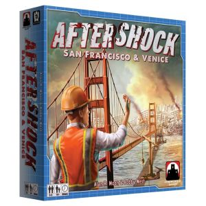 Aftershock San Francisco and Venice engl.