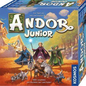 Die Legenden von Andor - Junior - dt.