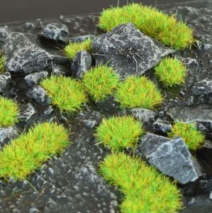 Bright Green 2mm Tufts (small)