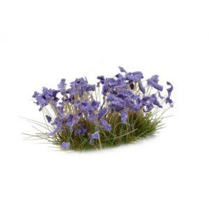 Violet Flowers Tufts