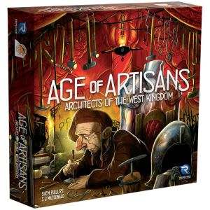 Architects of the West Kingdom: Age of Artisans engl.