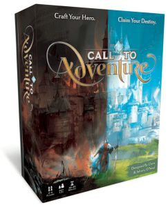 Call to Adventure engl.