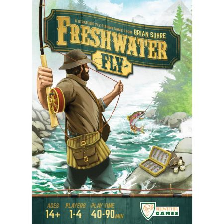 Freshwater Fly engl.