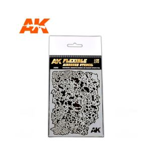Flexible Airbrush Stencil 1-48 1-72