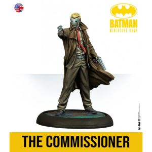 The Commissioner English