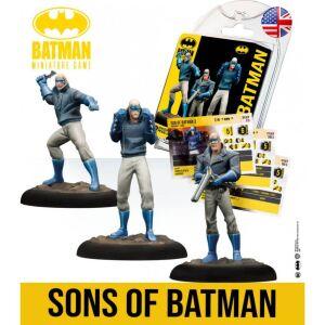 Sons Of Batman English