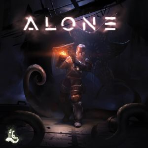 Alone Core Game engl.