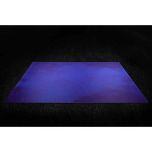 Gaming Mat Splash Blue BG 160 x 85 cm