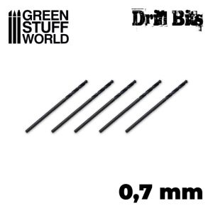 Bohrer 0.7 mm