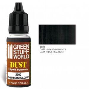 Flüssige Pigmente Dark Industrial Dust
