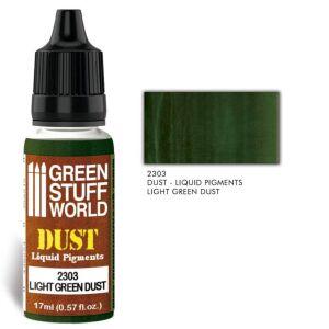 Flüssige Pigmente Light Green Dust