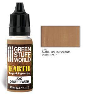 Flüssige Pigmente Desert Earth
