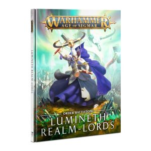 Battletome Lumineth Realm-Lords engl.
