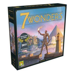 7 Wonders (neues Design) Grundspiel