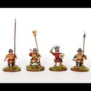 Classic Fantasy Halfling Militia