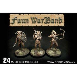 Faun Warband (24)