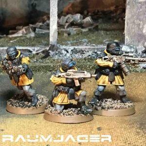 Death Fields Raumjäger Infantry (24)