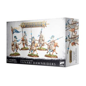 Lumineth Vanari Dawnriders