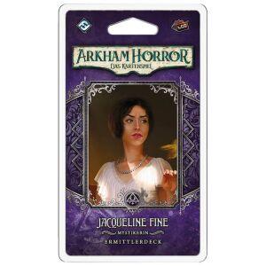 Arkham Horror LCG - Jacqueline Fine - Ermittlerdeck