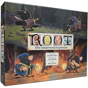 Root: The Underworld Expansion engl.
