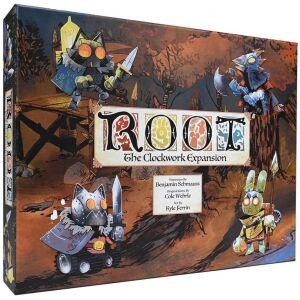 Root: The Clockwork Expansion engl.