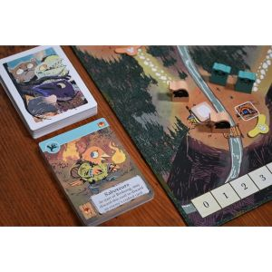 Root: The Exiles and Partisans Deck engl.
